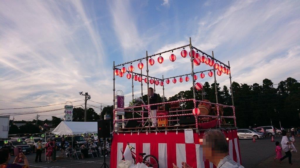 中根地区大盆踊り大会inノア店